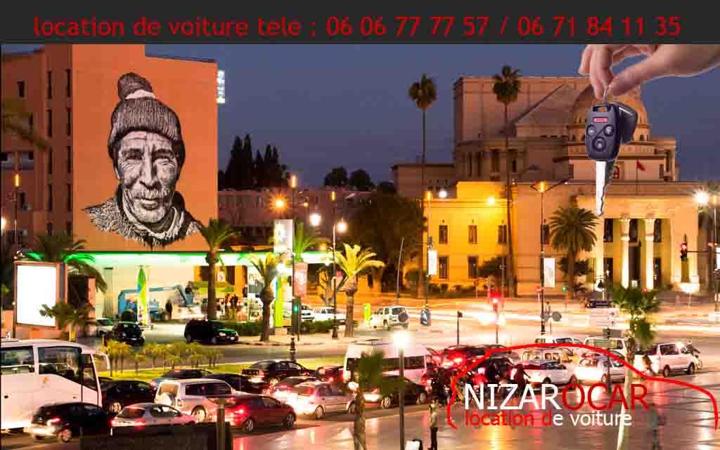 location de voiture a marrakech pas cher
