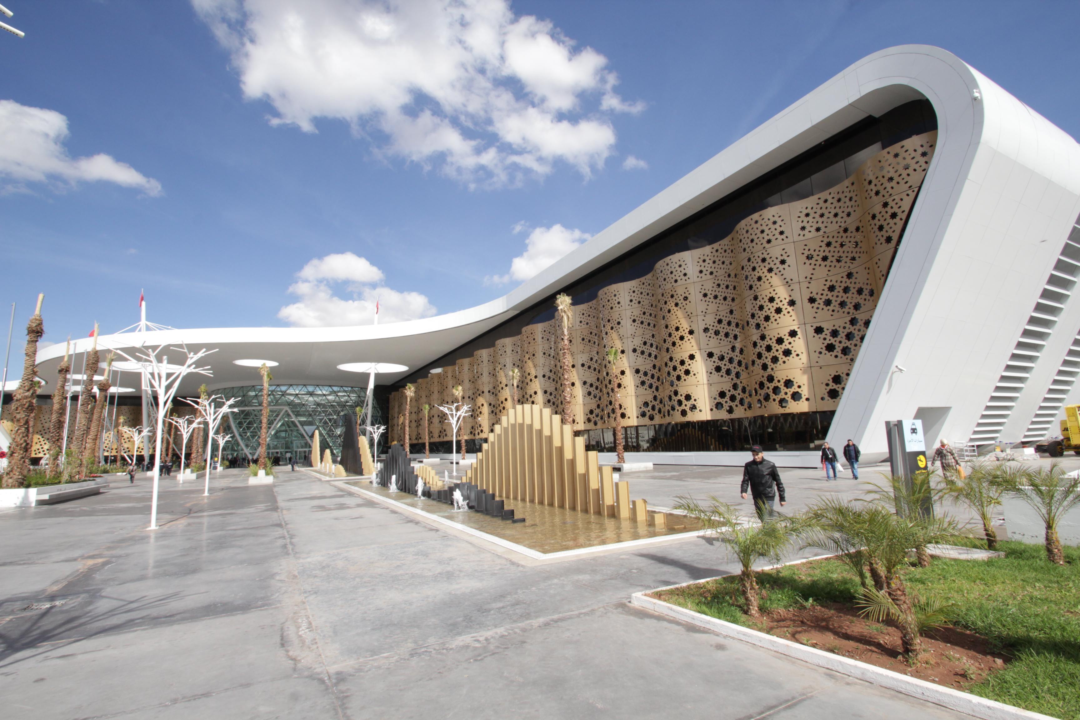 location voiture aéroport Marrakech